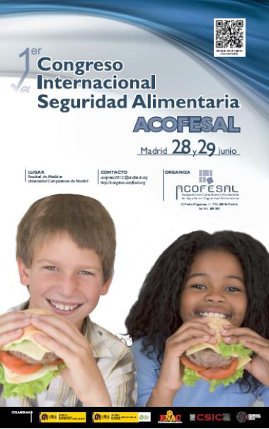 Vitalgrana en el 1º Congreso Internacional de Seguridad Alimentaria