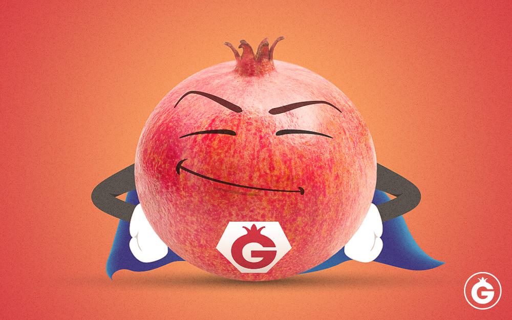 Zumo de granada: El elixir de la Súper-fruta