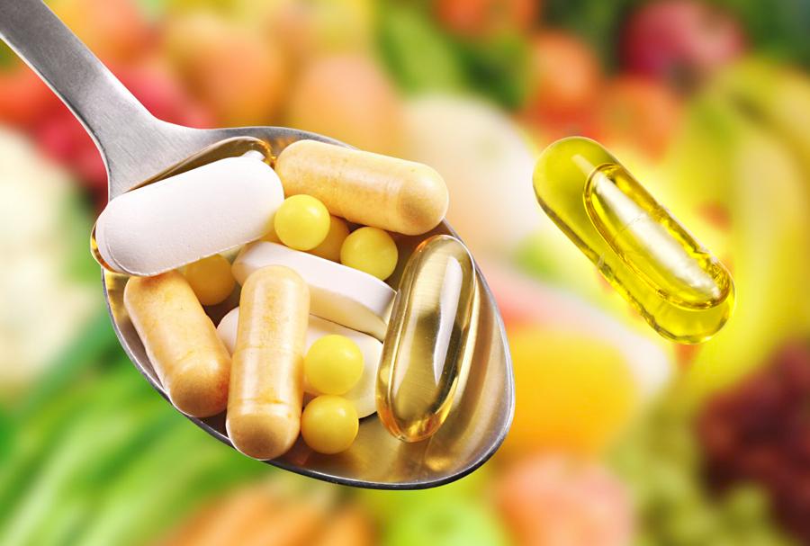 Complementos alimenticios y Omega 5