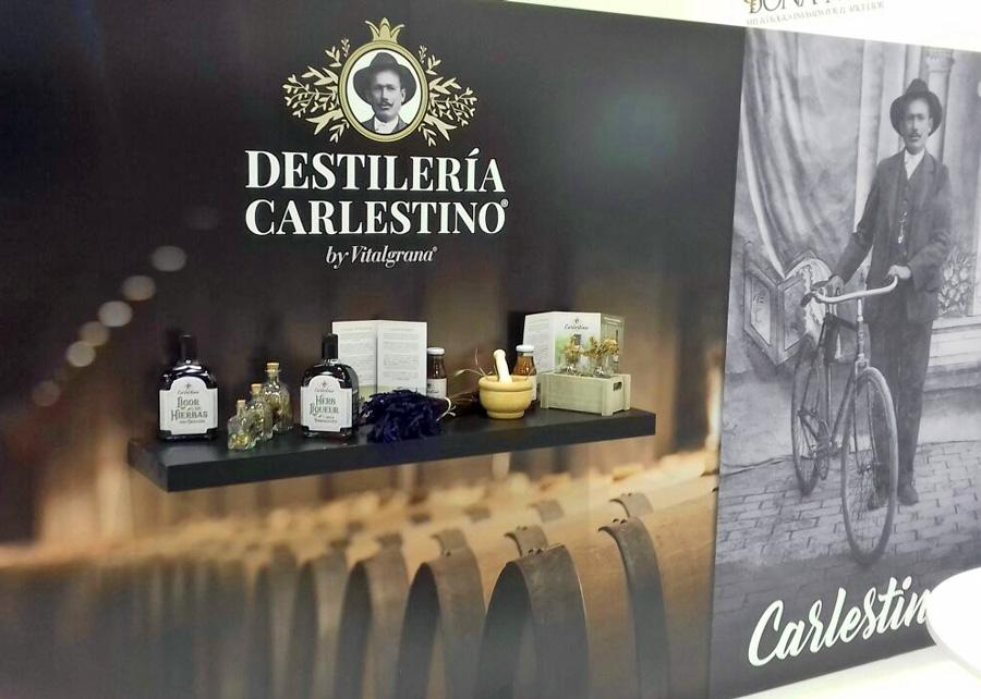 Vitalgrana Presenta en Alimentaria 2018 la Destilería Carlestino