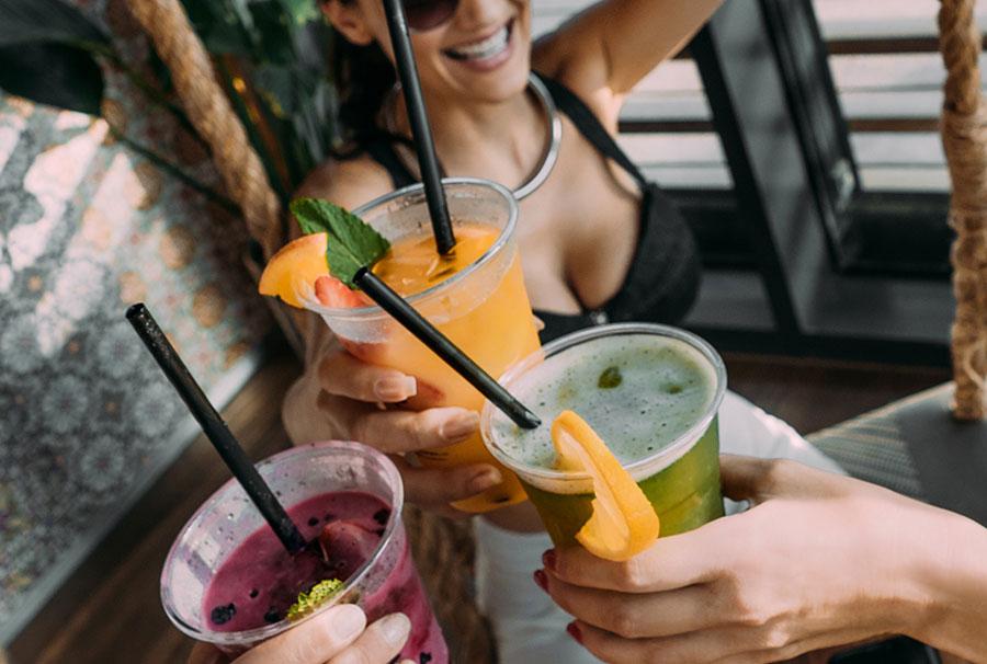 Los zumos naturales de frutas, ¡salud natural exprimida!