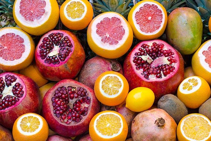 Frutas cítricas contra el cáncer