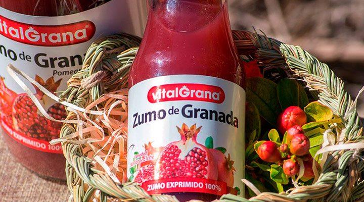 Como hacer zumo de granada