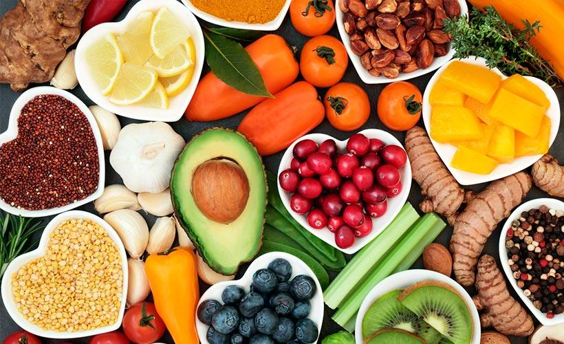 Los 15 alimentos antioxidantes que no pueden faltar en tu dieta