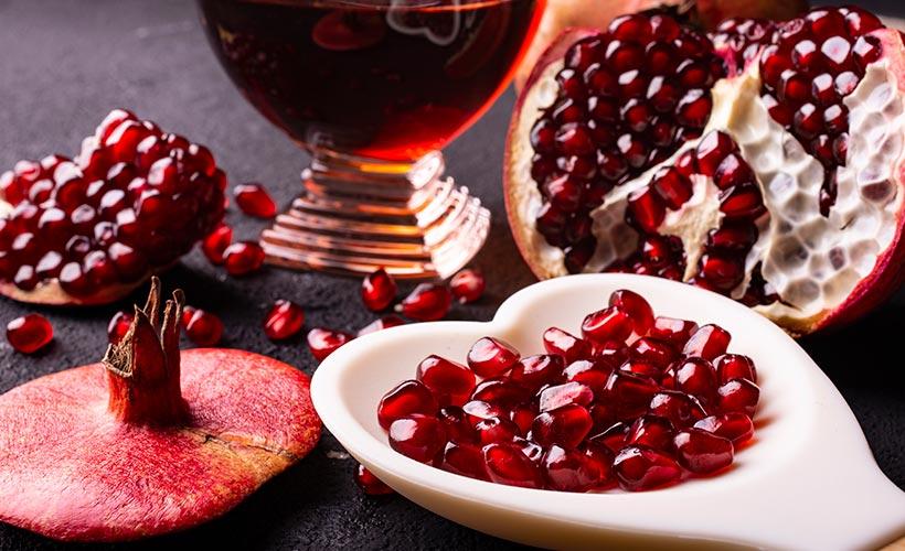 Beneficios cardiovasculares de la granada, ¡mantén tu corazón!