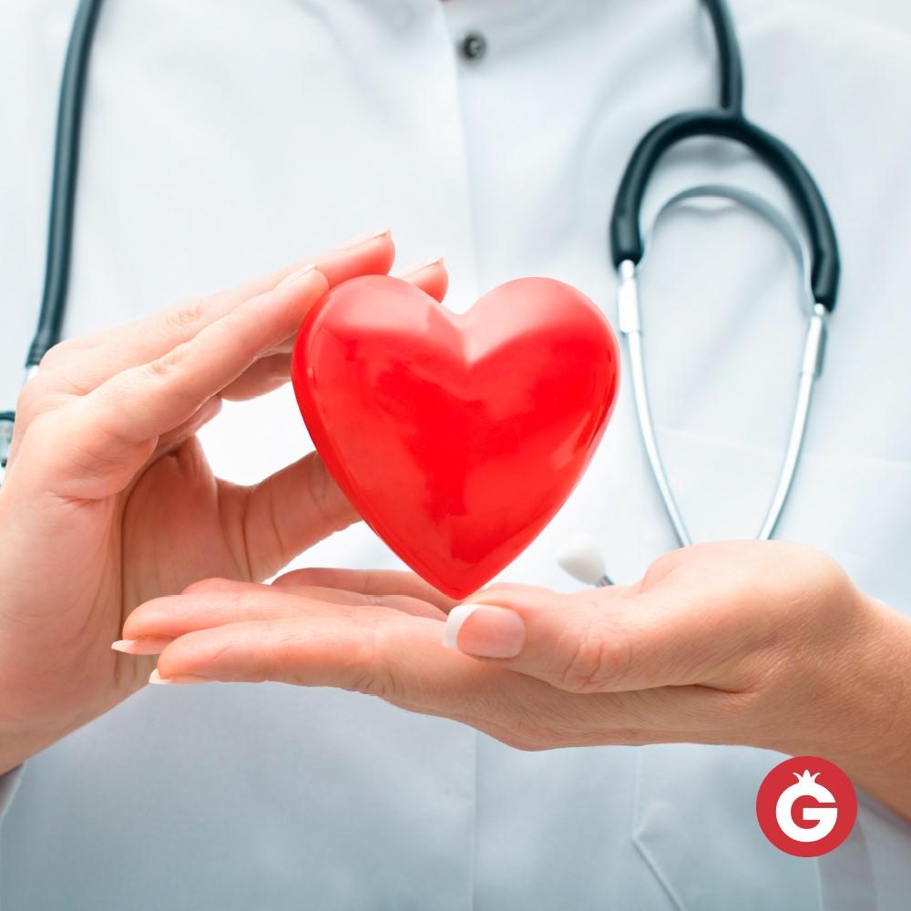 Zumo de granada para controlar la hipertensión