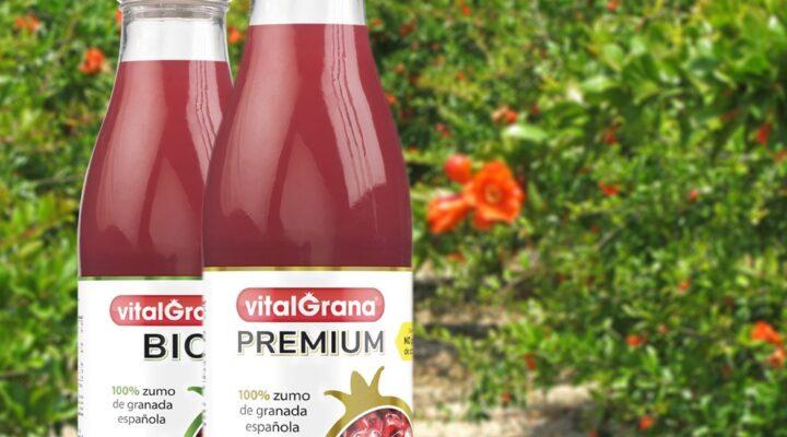 Zumo de granada para regular el colesterol y triglicéridos